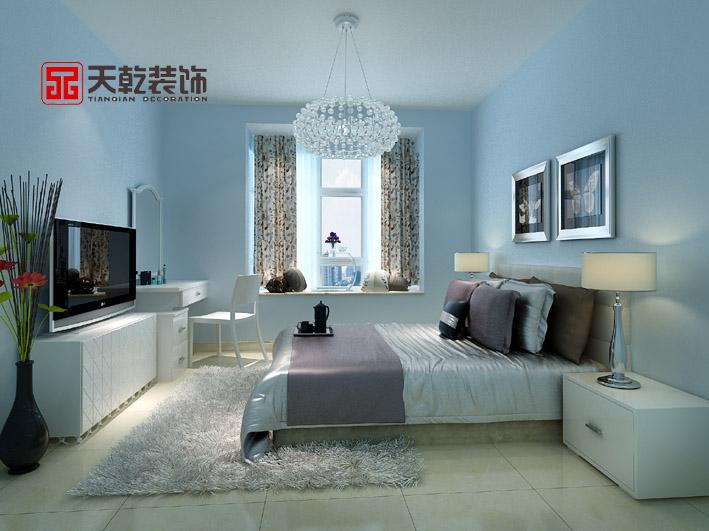 上泰63平2室房子设计装修方案和报价 家居装潢